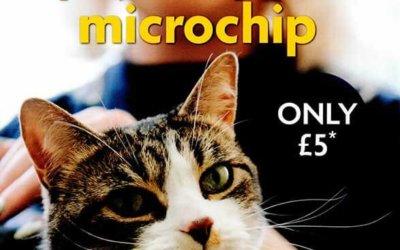 Spay, Snip & Microchip