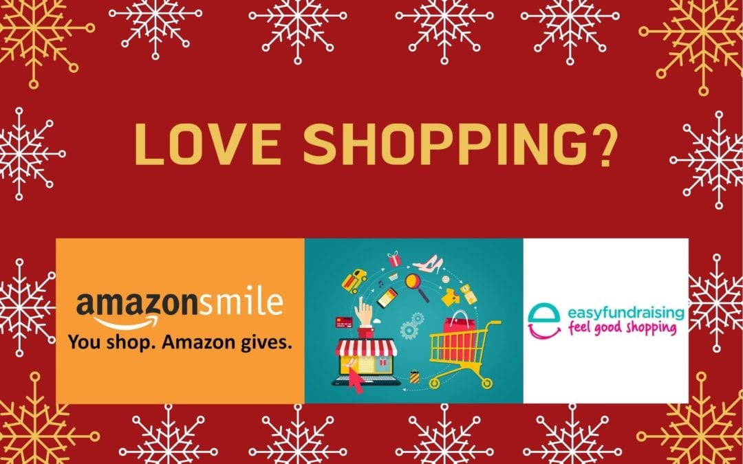Free donations from Amazon Smile & Easy Fundraising when shopping online